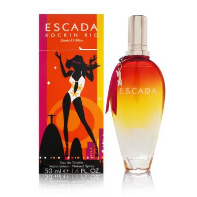 Женская парфюмерия Туалетная вода Escada Rockin Rio Limited Edition 100ml (лицензия)