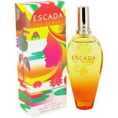 Женская парфюмерия Туалетная вода Escada Taj Sunset 100ml (лицензия)