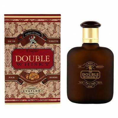 Мужская парфюмерия Туалетная вода Evaflor Double Whisky 100ml (лицензия)