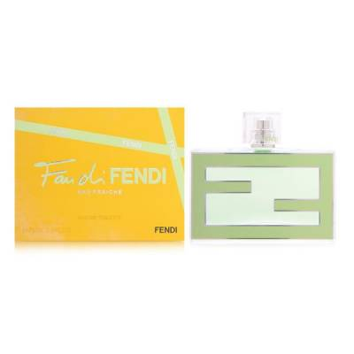 Женская парфюмерия Туалетная вода Fendi Fan di Fendi Eau Fraiche 75ml (лицензия)