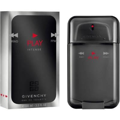 Мужская парфюмерия Туалетная вода  Givenchy Play Intense for Men 100ml