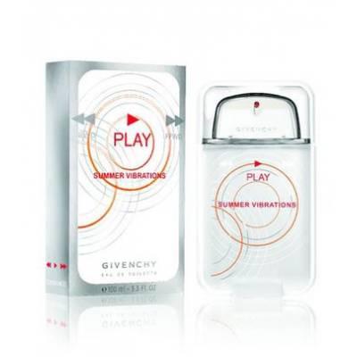 Мужская парфюмерия Туалетная вода Givenchy Play Summer Vibrations 100ml (лицензия)