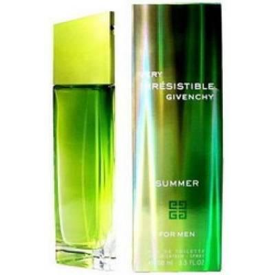 Мужская парфюмерия Туалетная вода Givenchy Very Irresistible Summer for Men 2006 100ml