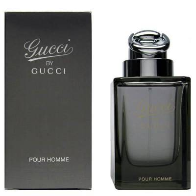 Мужская парфюмерия Туалетная вода Gucci by Gucci Pour Homme 90ml (лицензия)