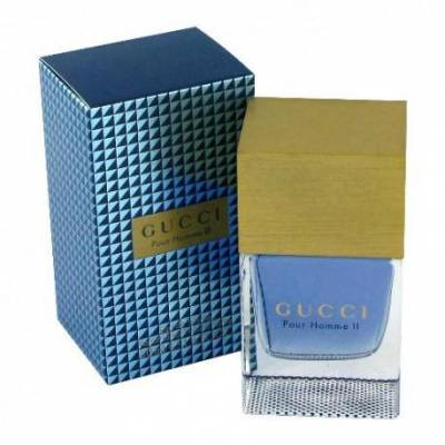Мужская парфюмерия Туалетная вода Gucci Pour Homme II 100ml (лицензия)