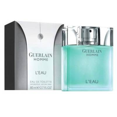Туалетная вода Guerlain Homme LEau 80ml (тестер)