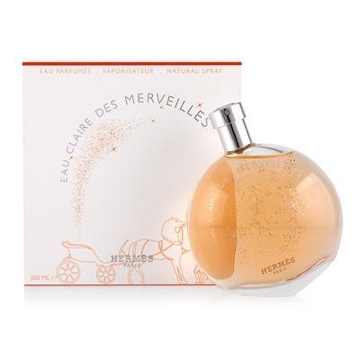 Женская парфюмерия Парфюмированная вода Hermes Eau Claire des Merveilles 50ml