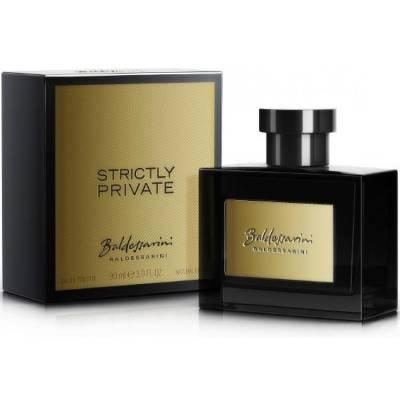 Мужская парфюмерия Туалетная вода Hugo Boss Baldessarini Strictly Private 90ml (лицензия)
