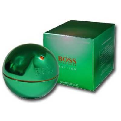 Мужская парфюмерия Туалетная вода Hugo Boss In Motion Green Edition 90ml (лицензия)
