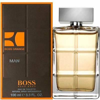Туалетная вода Hugo Boss Orange for Men 100ml (лицензия)