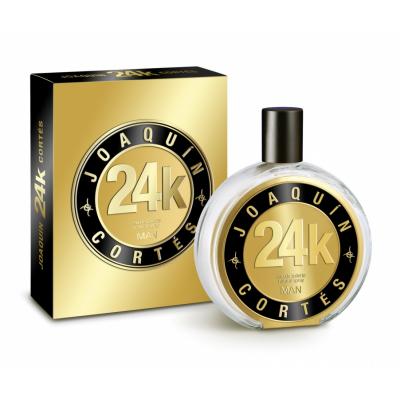 Мужская парфюмерия Туалетная вода Joaquin Cortes 24k Man 100ml (лицензия)