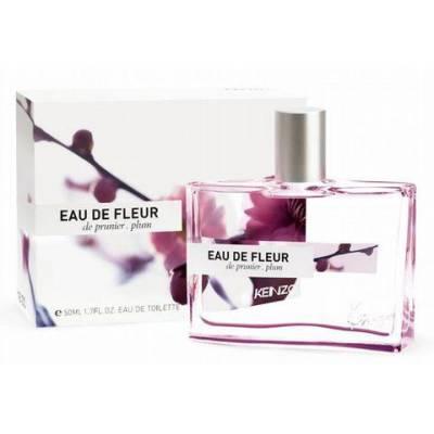 Женская парфюмерия Туалетная вода Kenzo Eau de Fleur De Prunier 50ml