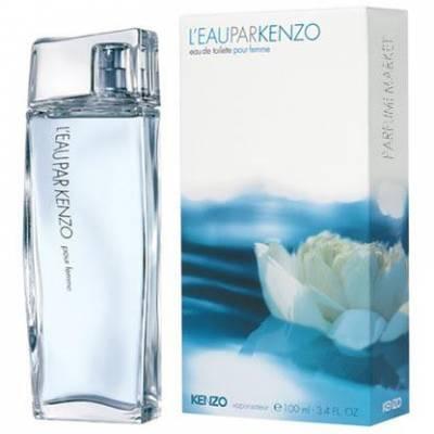 Женская парфюмерия Туалетная вода Kenzo L`eau Par 100ml (лицензия)