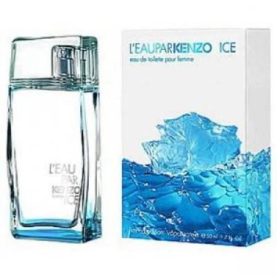 Женская парфюмерия Туалетная вода Kenzo L Eau Par Ice Woman 100ml (лицензия)