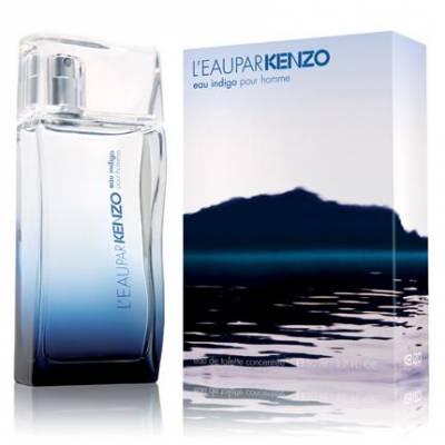 Мужская парфюмерия Туалетная вода Kenzo LEau Par Indigo Pour Homme 50ml