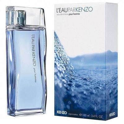 Мужская парфюмерия Туалетная вода Kenzo LEau Par Kenzo for Men 100ml (лицензия)