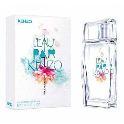 Туалетная вода Kenzo LEau Par Kenzo Wild Pour Femme 50ml (лицензия)