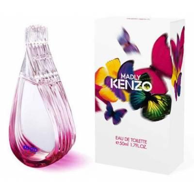 Женская парфюмерия Туалетная вода Kenzo Madly Kenzo! 80ml (лицензия)