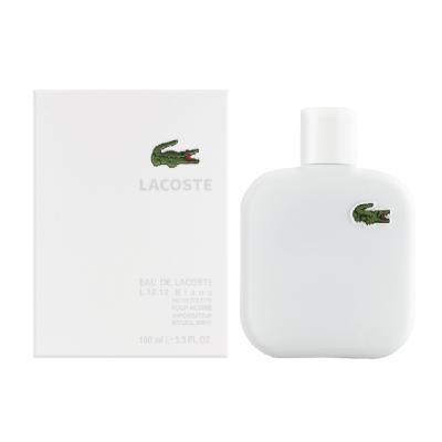 Мужская парфюмерия Туалетная вода Lacoste Eau De Lacoste L.12.12 Blanc 100ml (лицензия)