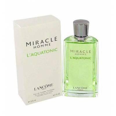 Мужская парфюмерия Туалетная вода Lancome Miracle Homme LAquatonic 125ml (лицензия)