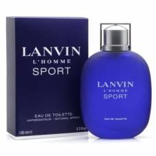 Туалетная вода Lanvin LHomme Sport 100ml