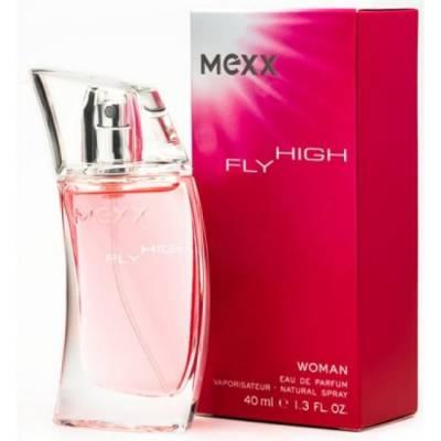 Женская парфюмерия Туалетная вода Mexx Fly High 60ml (лицензия)