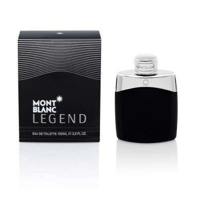 Мужская парфюмерия Туалетная вода Mont Blanc Legend 100ml (лицензия)
