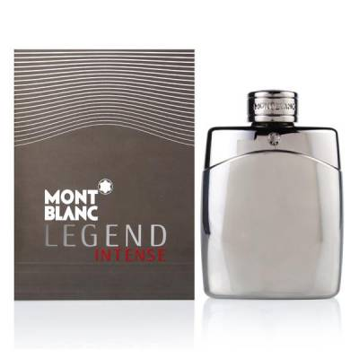 Мужская парфюмерия Туалетная вода Mont Blanc Legend Intense 100ml (лицензия)