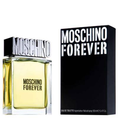 Мужская парфюмерия Туалетная вода Moschino Forever 100ml (лицензия)