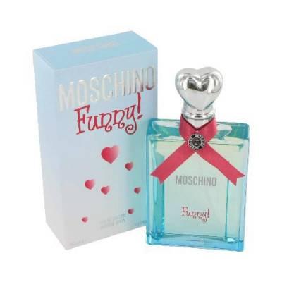 Женская парфюмерия Туалетная вода Moschino Funny 100ml (лицензия)