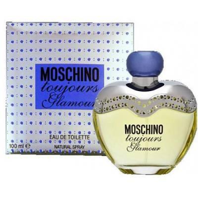Женская парфюмерия Туалетная вода Moschino Toujours Glamour 100ml (лицензия)