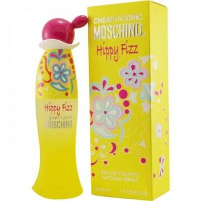 Женская парфюмерия Туалетная вода Moshino Cheap and Chic Hippy Fizz 100ml (лицензия)