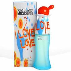 Туалетная вода Moshino Cheap & Chic I Love Love 100ml (лицензия)