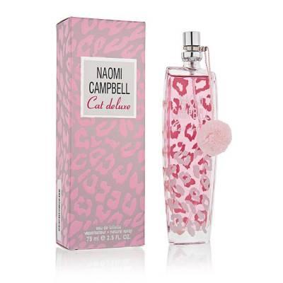 Женская парфюмерия Туалетная вода Naomi Campbell Cat Deluxe 75ml (лицензия)