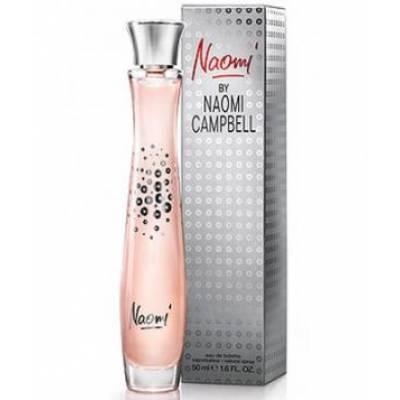 Женская парфюмерия Туалетная вода Naomi Campbell Naomi 50ml (лицензия)