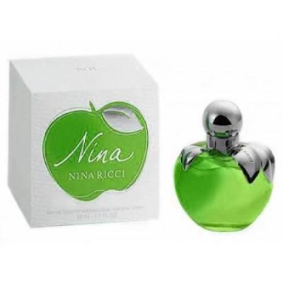 Женская парфюмерия Туалетная вода Nina Ricci Nina Plain 80ml (лицензия)