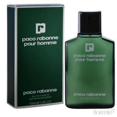 Мужская парфюмерия Туалетная вода Paco Rabanne Pour Homme 100ml (лицензия)