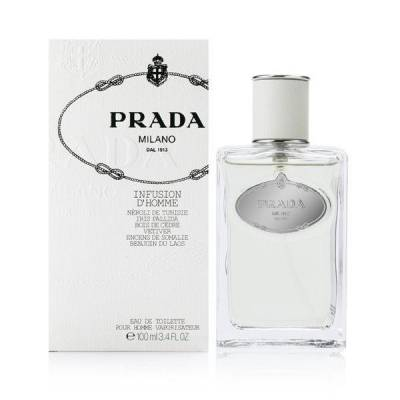 Мужская парфюмерия Туалетная вода Prada Infusion dHomme 100ml (лицензия)