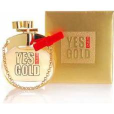Туалетная вода Pupa Yes Gold 100ml (лицензия)