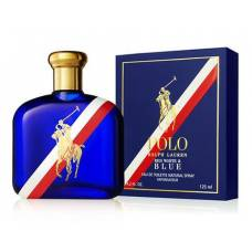 Туалетная вода Ralph Lauren Polo Red White & Blue 125ml (лицензия)