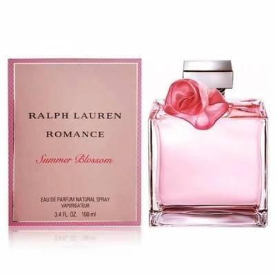 Женская парфюмерия Туалетная вода Ralph Lauren Romance Summer Blossom 100ml (лицензия)