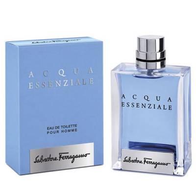 Мужская парфюмерия Туалетная вода Salvatore Ferragamo Acqua Essenziale 100ml (лицензия)