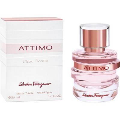 Женская парфюмерия Туалетная вода Salvatore Ferragamo Attimo LEau Florale 100ml (лицензия)