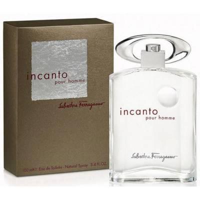 Мужская парфюмерия Туалетная вода Salvatore Ferragamo Incanto Pour Homme 100ml (лицензия)