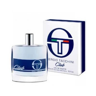 Мужская парфюмерия Туалетная вода Sergio Tacchini Club for Men 100ml (лицензия)