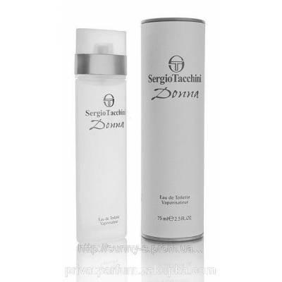 Женская парфюмерия Туалетная вода Sergio Tacchini Donna 75ml (лицензия)