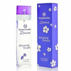 Туалетная вода Sergio Tacchini Donna Blooming Flowers 75ml (лицензия)