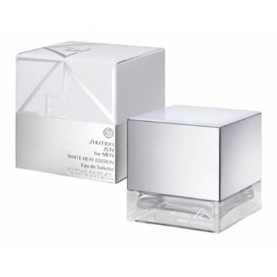 Мужская парфюмерия Туалетная вода Shiseido Zen White Heat Edition 50ml (лицензия)
