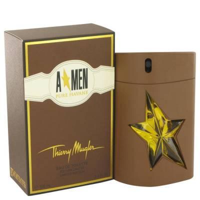 Мужская парфюмерия Туалетная вода Thierry Mugler A*Men  Pure Wood 100ml (лицензия)