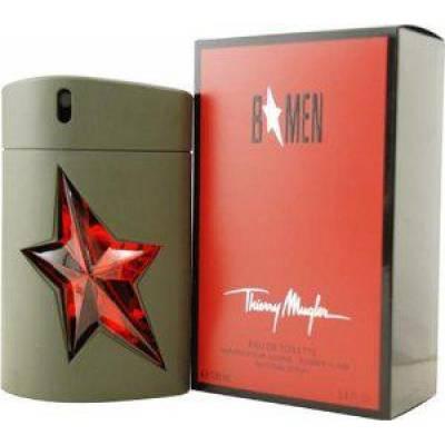 Мужская парфюмерия Туалетная вода Thierry Mugler B*Men 100ml (лицензия)